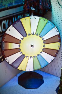 36 inch Color Wheel