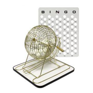 Bingo Cage 4