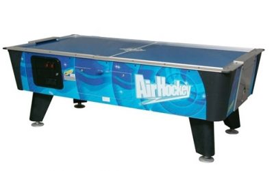 Blue Streak Air Hockey