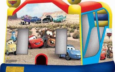 Cars 3-in-1-Dry