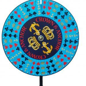 Crown & Anchor Wheel