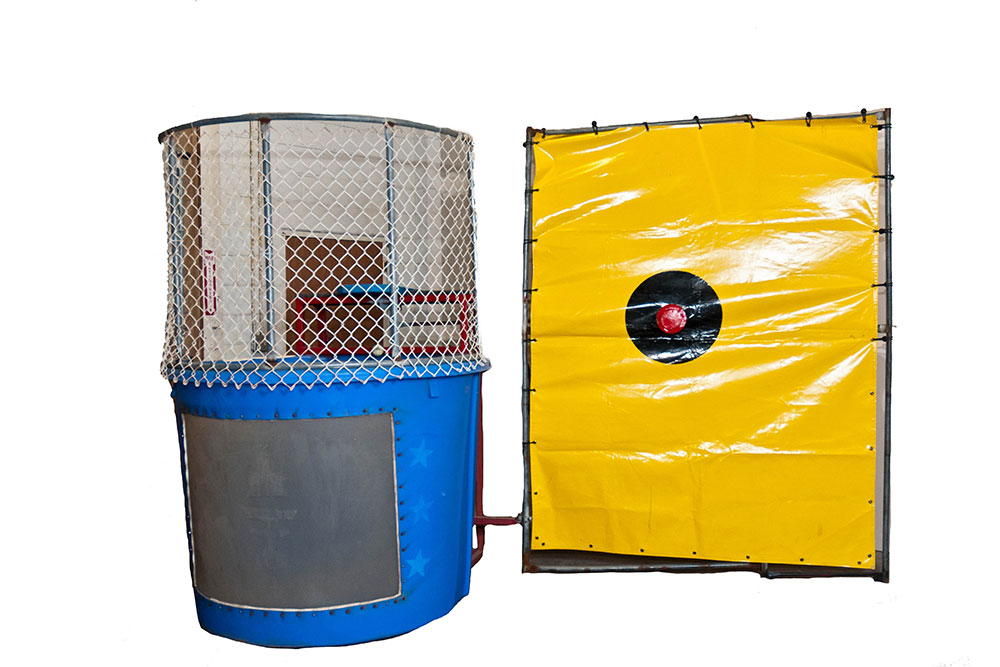 Glow The Event Store Dunk Tank Glow The Event Store