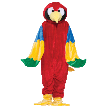 FOR64250 – Parrot Mascot