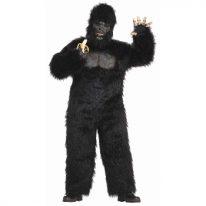 Moving Jaw Gorilla Mascot