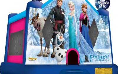 Frozen 3-in-1-Wet
