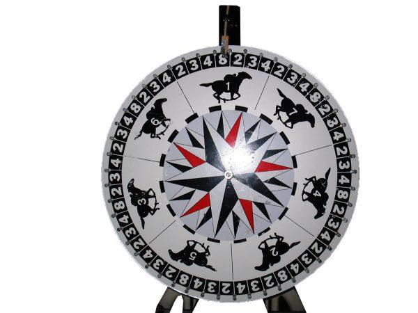 Horse-Race-Wheel