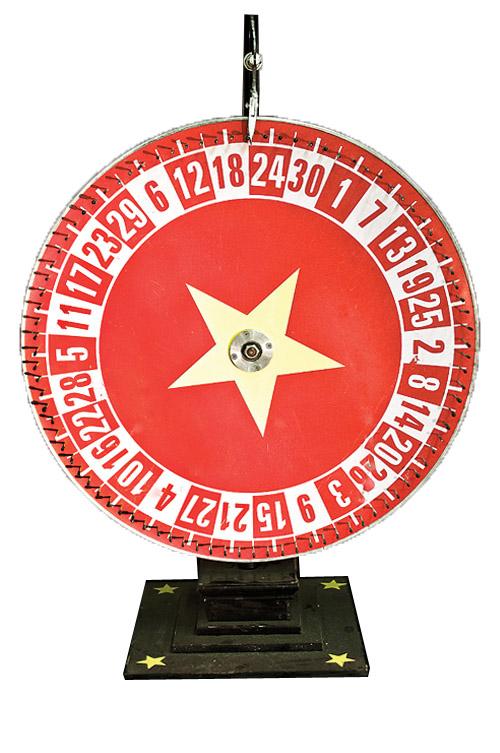 Number-Wheel
