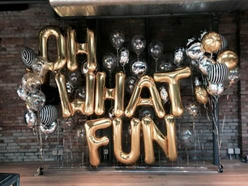 Oh What Fun Balloons