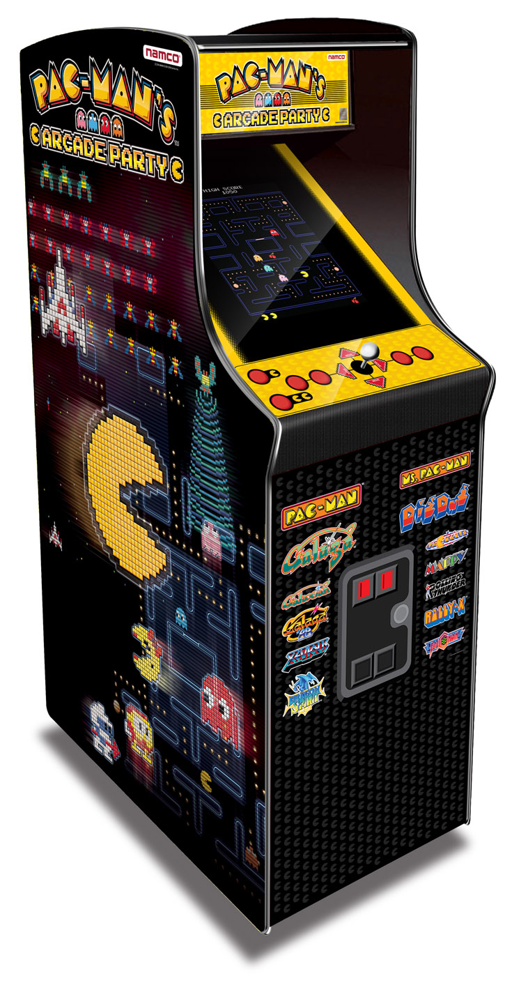 Pacman Table Game >> Glow The Event Store | Pacman Arcade Party - Glow The Event Store