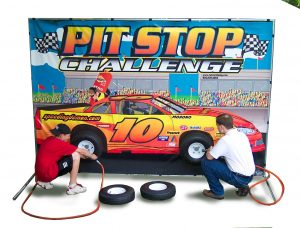Pit Stop Challenge