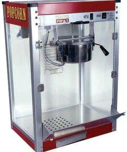 renting a popcorn machine