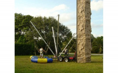 Rock Wall & Bungee