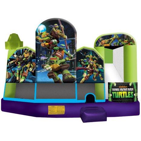 Teenage Mutant Ninja Turtles 5-1 2