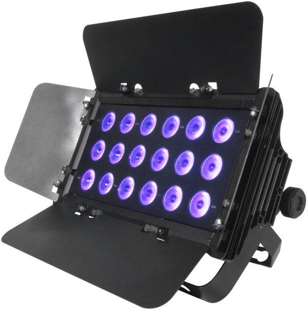 UV LED Wash Light 2