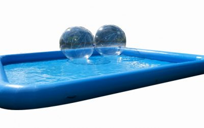 Waterball Pool(Set of 4 Waterballs, excl. water)