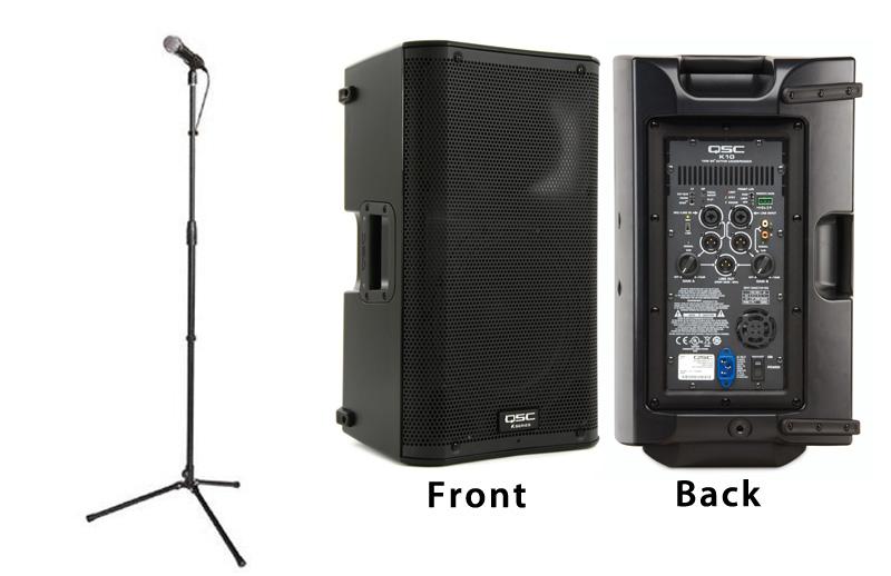 1 Speaker Stereo System