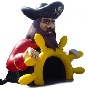 Inflatable Pirate Arch