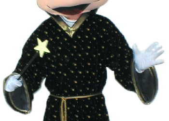Mickey (As Wizard)
