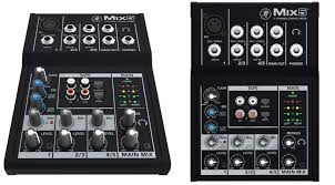 Mixer – Mini