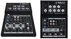 Mixer - Mini