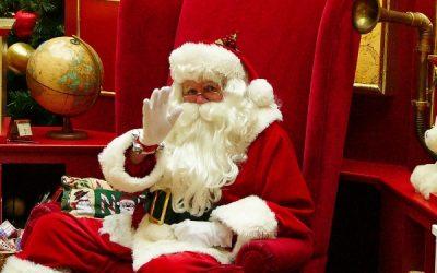 Santa-visits
