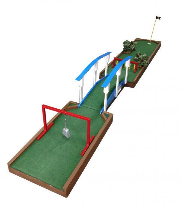 i hole golf