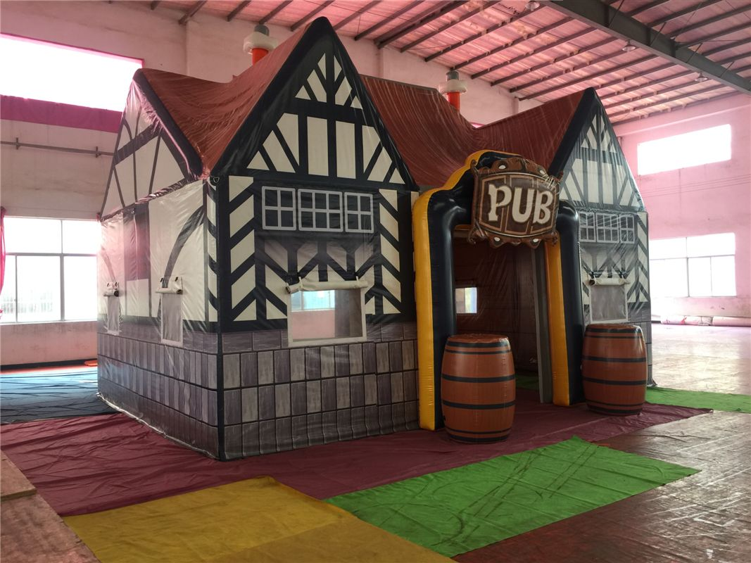 Glow The Event Store Inflatable Pub