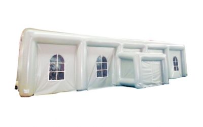 white--inflatable-tent