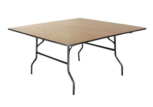 Square Table – 48 Wood