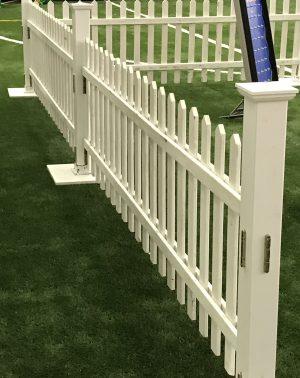 White Picket Fence – 3