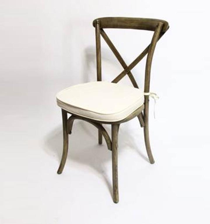 Cross-Back-Chair