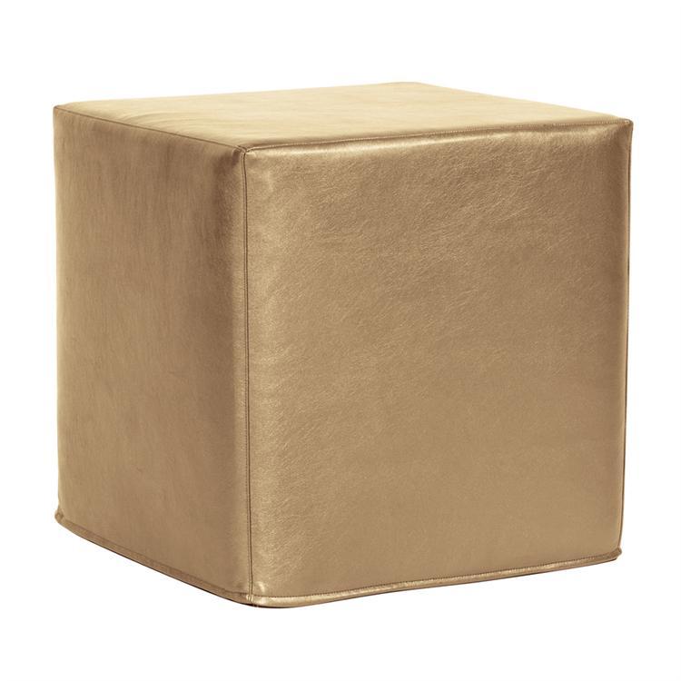 Cube-Ottoman_Shimmer-Gold $30.00