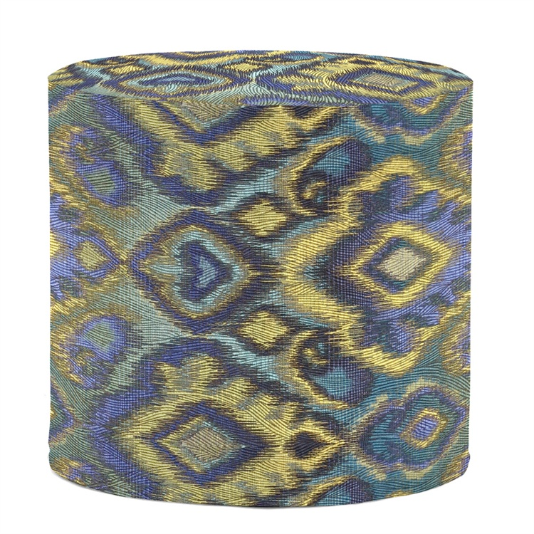 Cylinder-Ottoman_Opal-Pacific $30.00