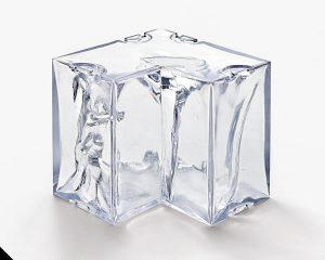 Ice Brick Corner- $10.00