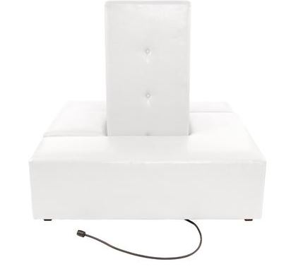 L Tower with Charging Station $80.00