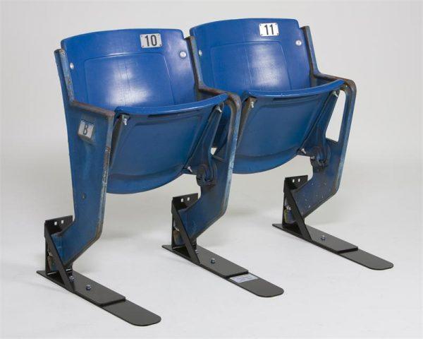 Stadium Seats Blue Single $50.00 Double $100.00