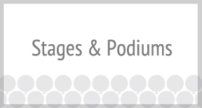 Stages & Podiums