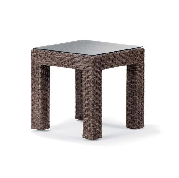 Wicker Side Table $25.00