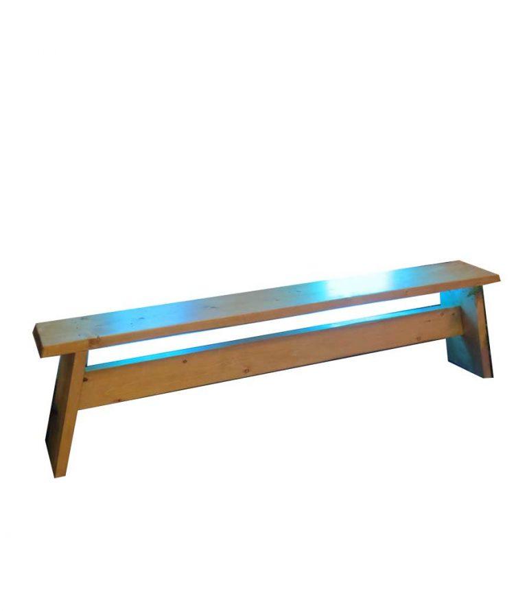 Wooden Bench $20.00
