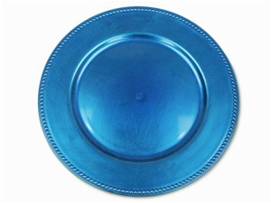 Blue Charger Plate