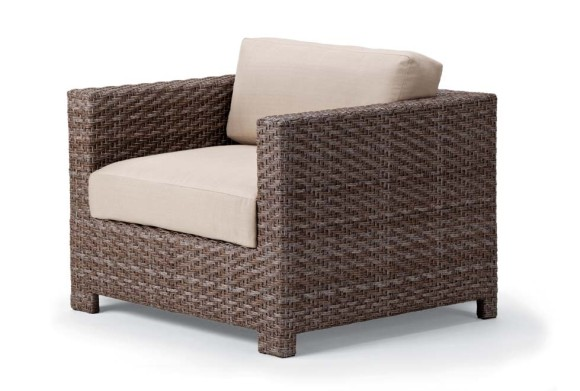 Wicker Armchair-$90.00