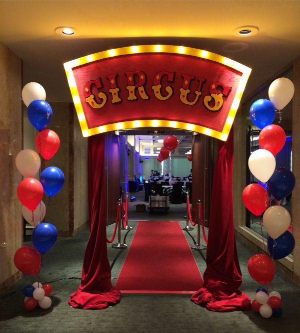 circus arch