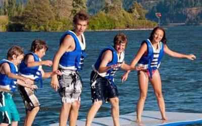 Open Water Pool Sports