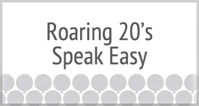 Roaring 20's-Speakeasy