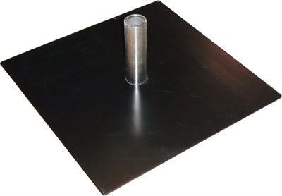 Base $10.00 must be used to set up Pipe & Drape Uprights