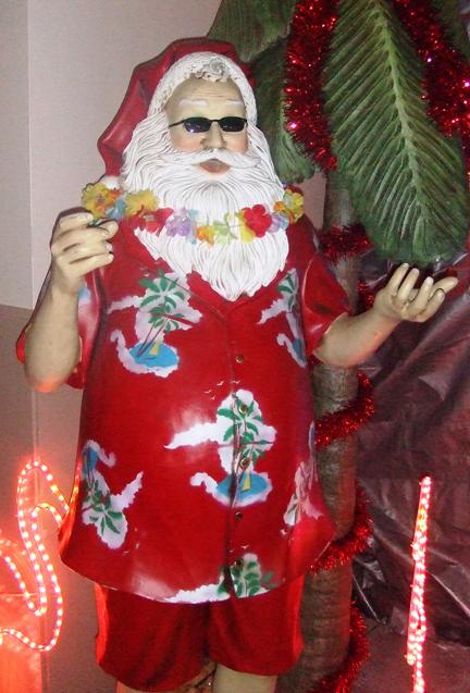 Tropical-Santa