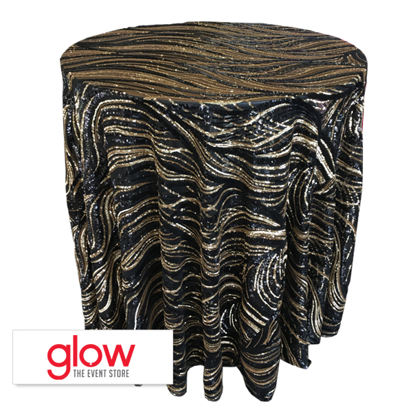 Sequin–Black-Gold-Swirl