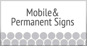 Mobile & Permanent Signs