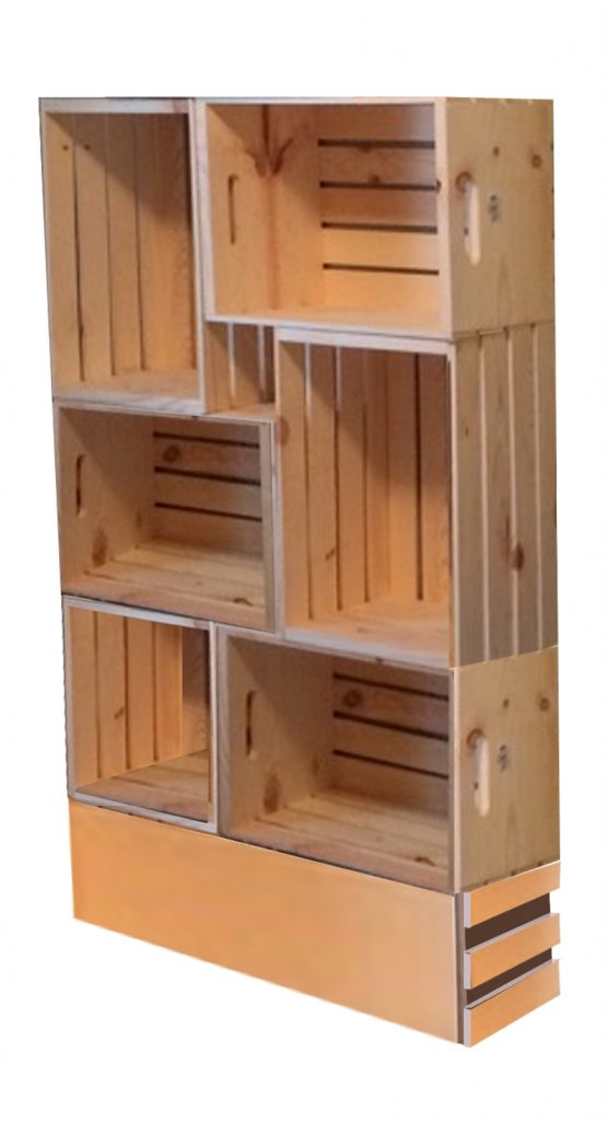 Crate-Wall