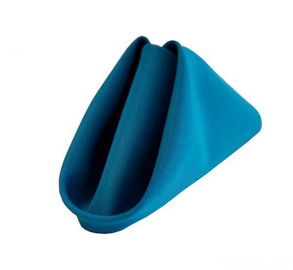 Turquoise-Poly-Napkin